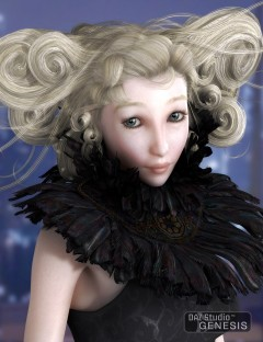 Calais Hair and Ruff 2