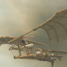 MS13 Da Vinci Glider