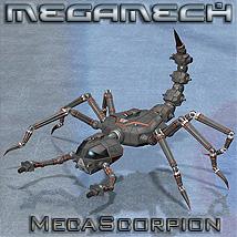 MegaMech Scorpion