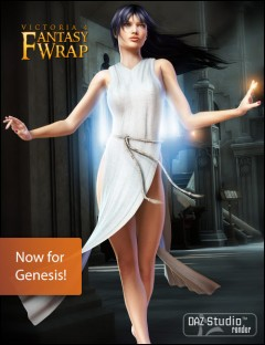 Fantasy Wrap for Genesis