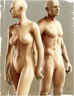 Genesis Evolution: Body Morphs
