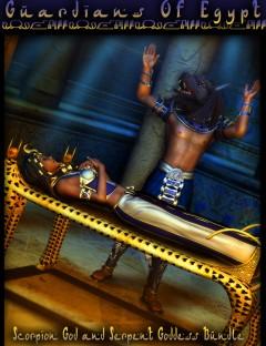 Guardians of Egypt Bundle