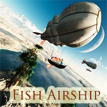 Fish Airship