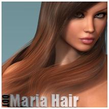 Maria Hair and OOT Hairblending