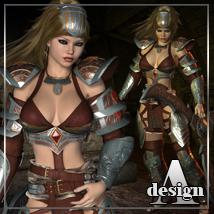 LEGEND for Grissel Fantasy Armor