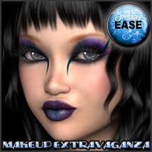 Overlay Ease Makeup Volume 1