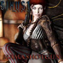 Outlanders: Mama Shotgun
