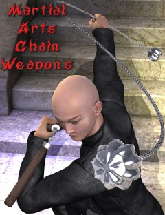 Martial Arts Chain Weapons