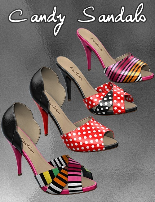 Candy Sandals V4/A4