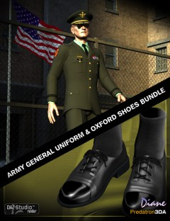 Army General Uniform Bundle