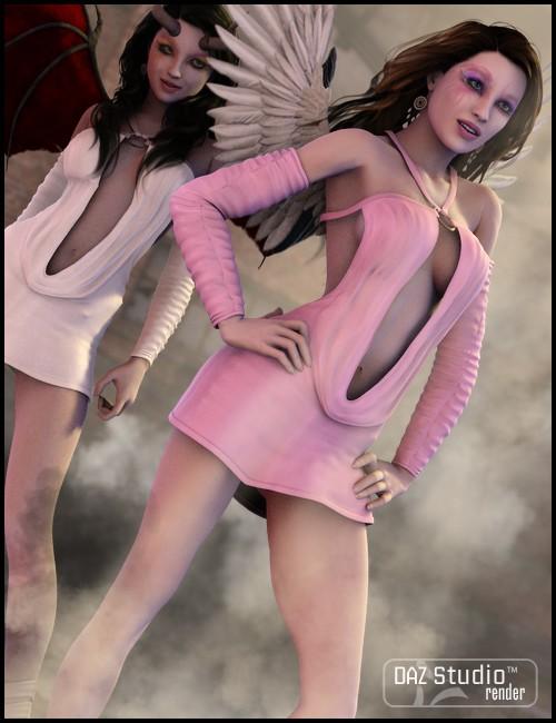 Pink Dolly for V4