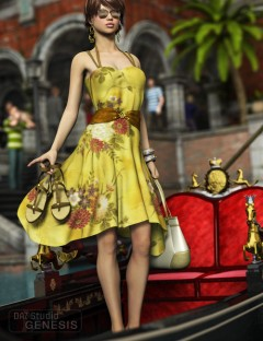 Summer Dress for Genesis