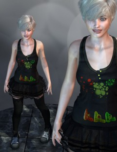 Kenzi Outfit for Victoria 4