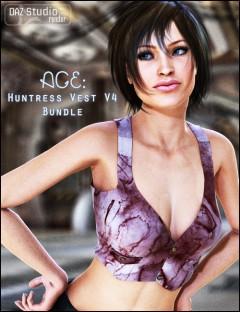 AGE: Huntress Vest for V4 Bundle