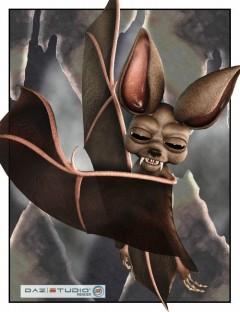 Toonimal Bat