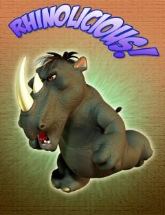 Zoo: Rhinolicious