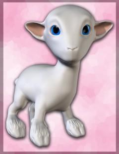 Toonimal Lamb