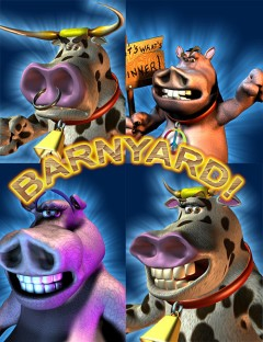 Zoo! Barnyard for Heavies Hippos