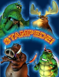 Zoo! Stampede for Heavies