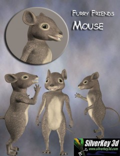 Furry Friends Mouse