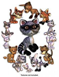 Toony Cat
