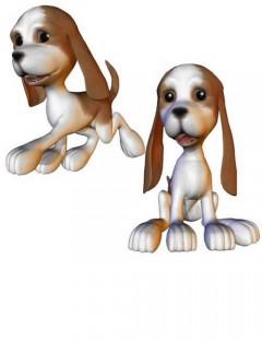 Toonimal Puppy
