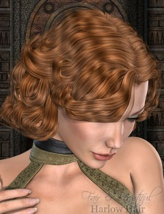 Fair and Beautiful for Harlow Hair