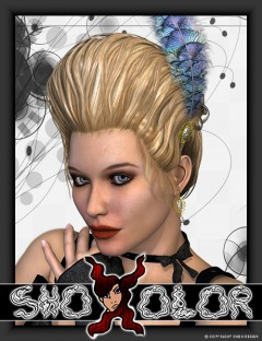 ShoXoloR for Vanity Hair