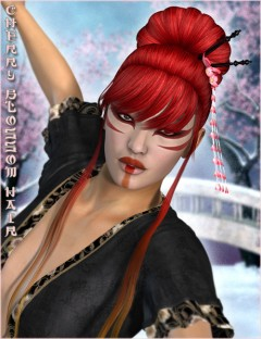 Cherry Blossom Hair