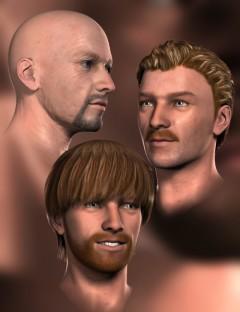 Short Beard for Genesis