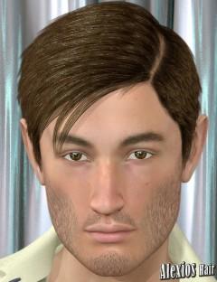 Alexios Hair
