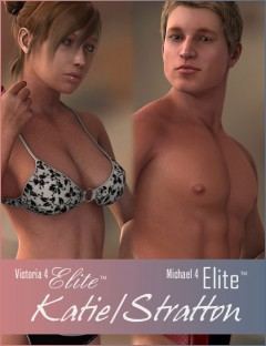 Elite Texture Bundle: Stratton and Katie