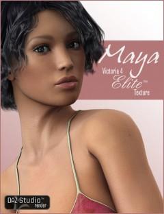 V4 Elite Texture: Maya
