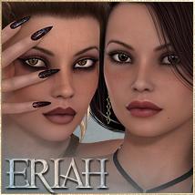SASE Eriah for V4 and Genesis