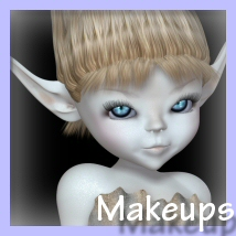 Amity MerFae Makeups