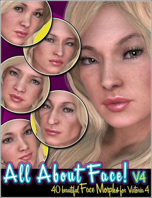 All About Face! for V4