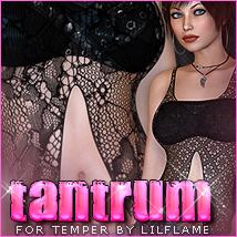 Tantrum for Temper