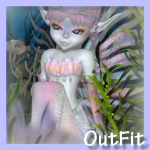 Amity MerFae OUTFIT