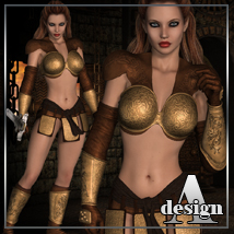 IMMORTALS for SAV Lucia Outfit