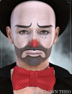 Sad Clown Theo
