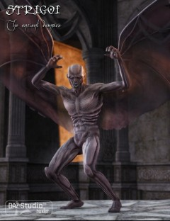 Strigoi : The Ancient Vampire