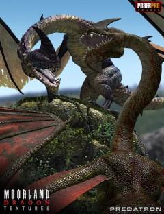 Moorland Dragon Textures