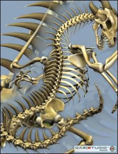 Bone Dragon Spikes