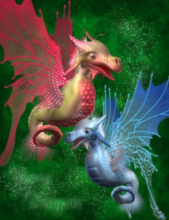 Berry Dragons