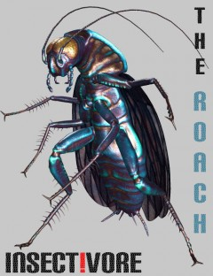 Insect-I-Vore The Roach
