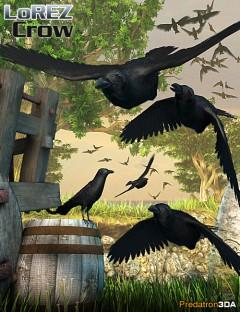 LoREZ Crow