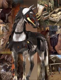 DAZ Horse 2 Pro Bundle