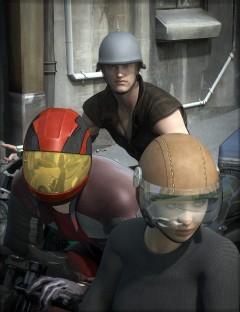 Motorcycle Helmets for Genesis