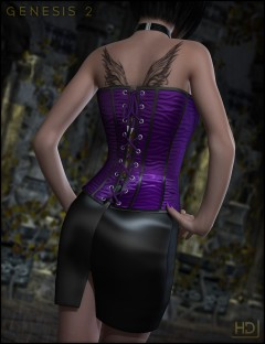 Phoebe's Finery HD for Genesis 2 Female(s)