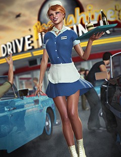 Carhop for Genesis Female